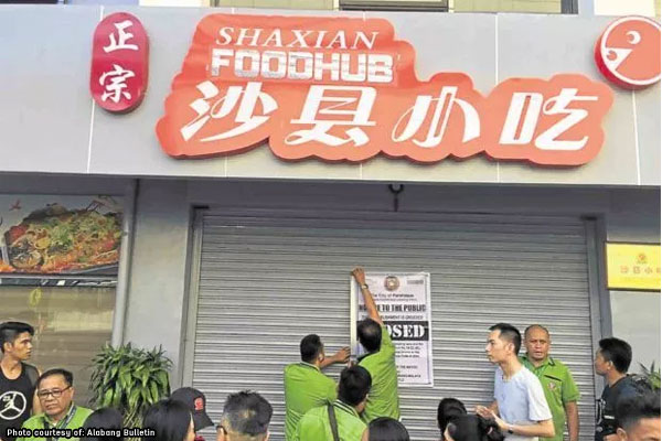 Parañaque shuts down 18 establishments