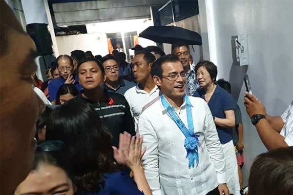 Mayor Isko opens Alvarado Extension in Tondo, Manila