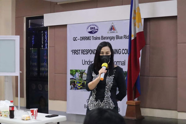 Quezon City Mayor Joy Belmonte / QC PIO
