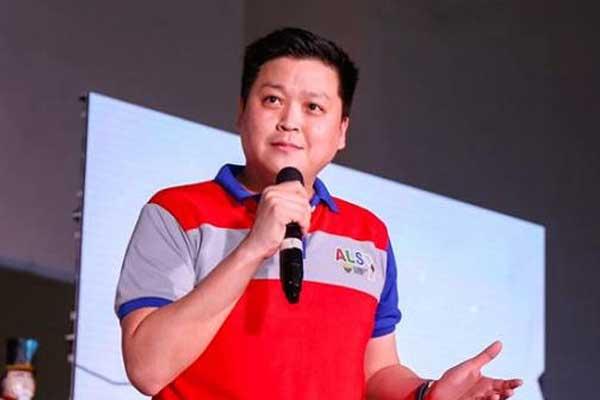 Valenzuela City Mayor Rex Gatchalian