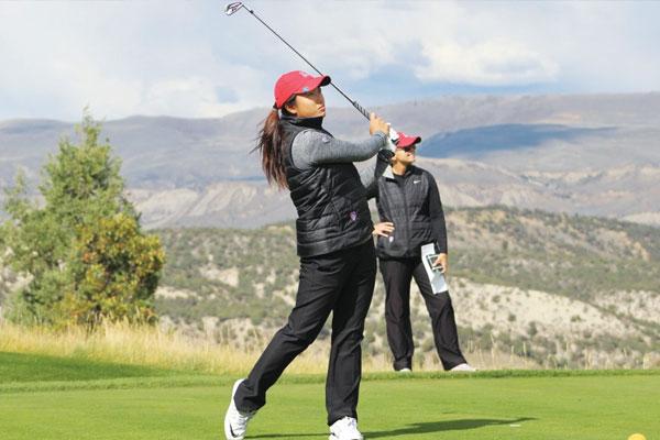 Filipina golfer Bianca Pagdanganan / CTTO