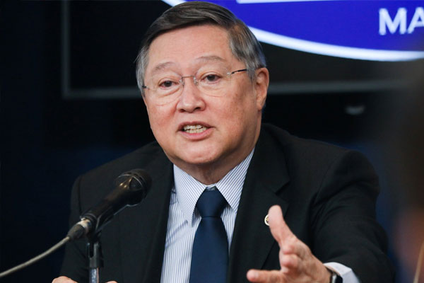 Finance Secretary Carlos Dominguez III / PCOO