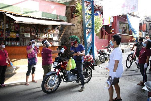 Photo Courtesy of Taguig PIO Facebook page