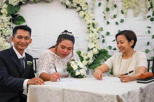 Makati Free Wedding Services