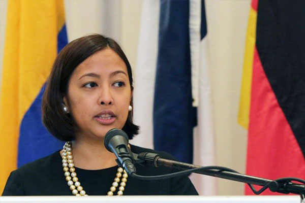 Makati Mayor Abby Binay