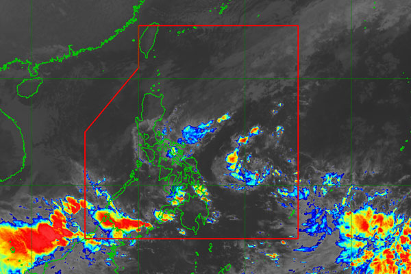 Photo courtesy of: DOST PAGASA