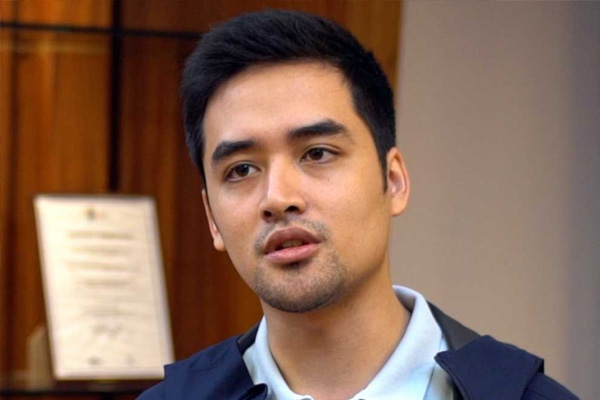 Pasig City Mayor Vico Sotto