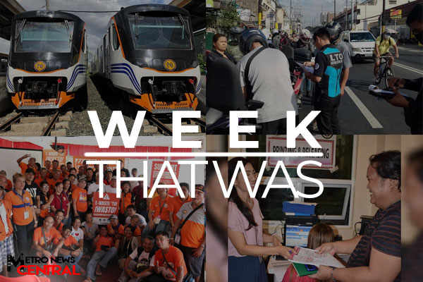 The Week That Was - February 17 - February 23, 2020 Banner
