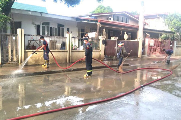Photo courtesy of: Marikina PIO