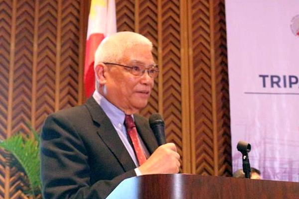 Undersecretary Eliseo Rio Jr.
