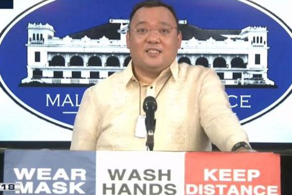 Presidential Spokesperson Harry Roque / PCOO