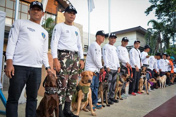 Muntinlupa K-9 Dogs / Munti PIO