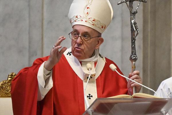 Pope Francis / Photo Courtesy of Alberto Pizzoli/AP