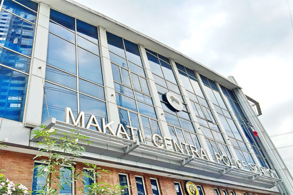 Makati Police Station