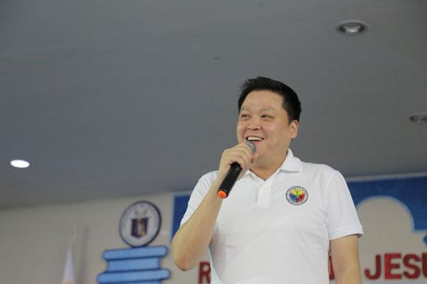 Valenzuela City Mayor Rex Gatchalian / Valenzuela PIO