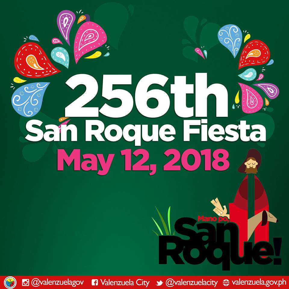 256th San Roque Fiesta to be held inValenzuela