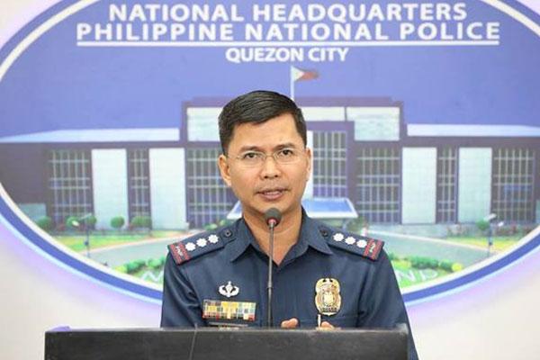 PNP spokesperson, Brig. Gen. Bernard Banac / PNA