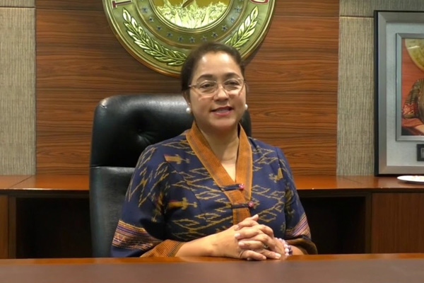 Mandaluyong City Mayor Carmelita Abalos
