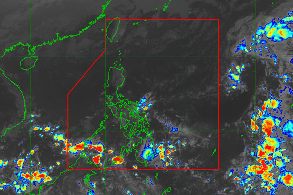 Photo courtesy of: PAGASA