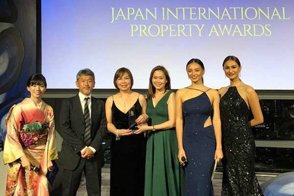 Ortigas and Co. recognized as the Master Planner of the Year in JIPA