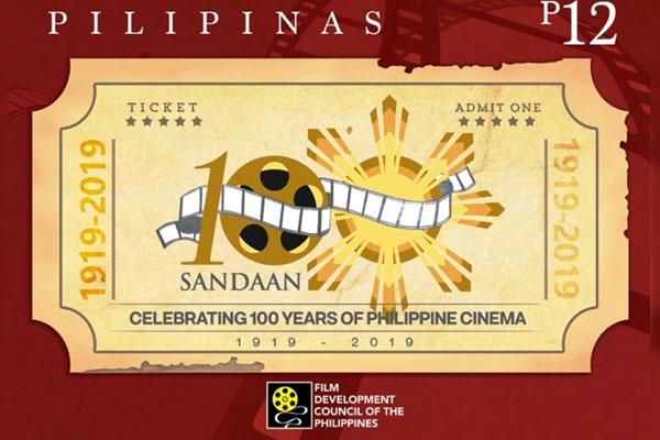 SANDAAN commemorative stamp / Photo courtesy of PHLPost