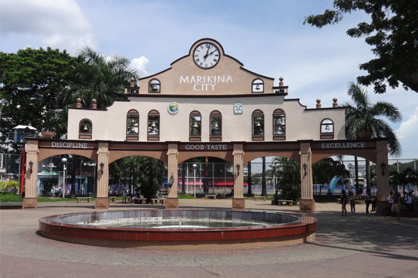 Marikina Big Clock