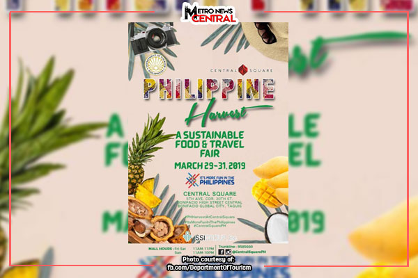 Taguig hosts Philippine Harvest trade fair