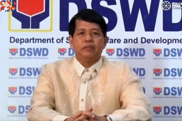 DSWD Secretary Rolando Bautista