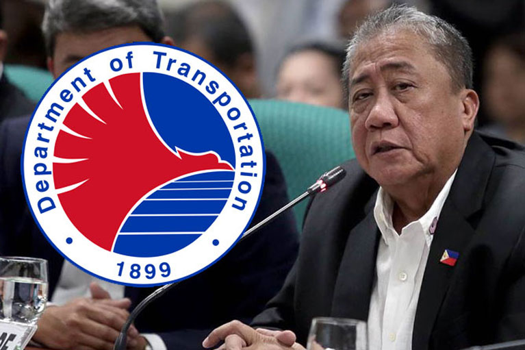 Transportation Secretary Arthur Tugade