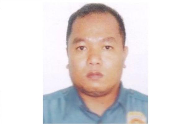 Police Staff Seargeant Jonel Torreblanca  / Photo Courtesy of NCRPO