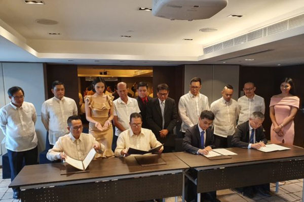 Makati-based energy solutions company Opus Energy