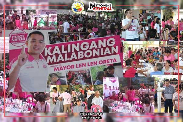 Malabon gov't  brings city services to barangays