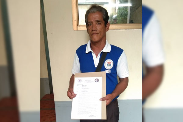 MTPB trainee Roderick Perez / Manila PIO