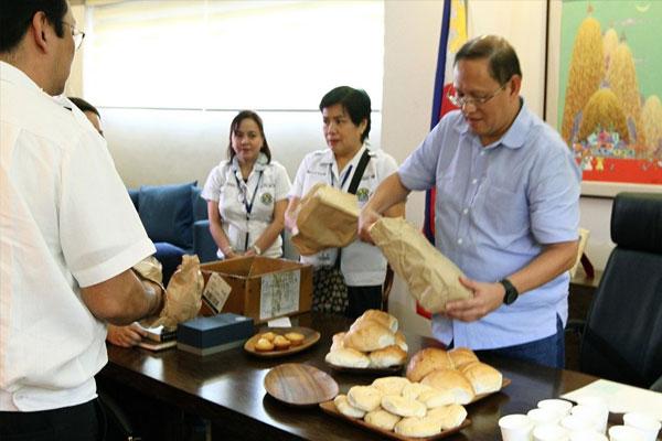 Nutribun in Marikina