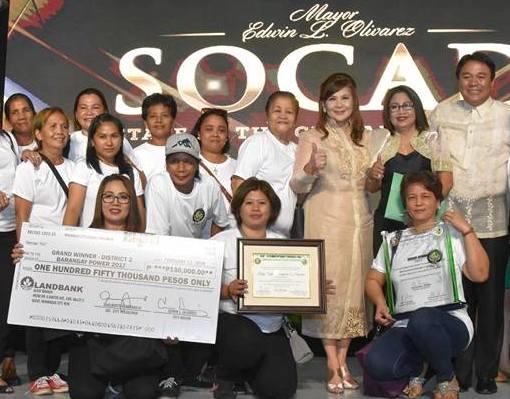 Baranagay Don Bosco Winner in Barangay Power