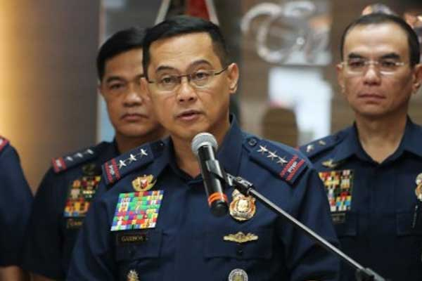 PNP Chief Police General Archie Francisco Gamboa