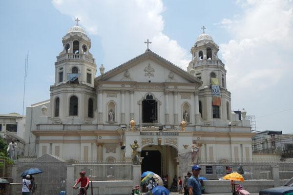 Quiapo Church / Wikipedia