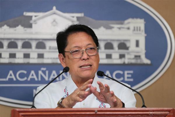 Labor Secretary Silvestre Bello III