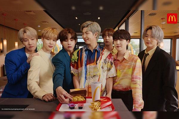 Photo Courtesy of McDonalds Philippines / Youtube