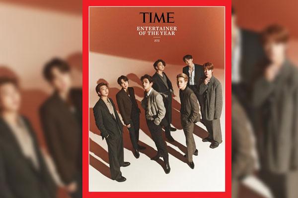 Photo courtesy of: Time Magazine