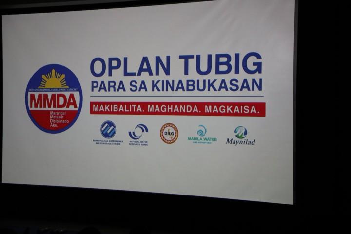Oplan Tubig Para sa Kinabukasan Launch / PIA