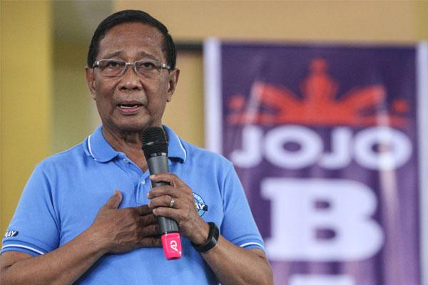 Former Vice President Jejomar C. Binay