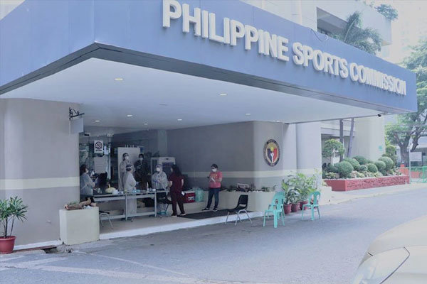 Philippine Sports Commission (PSC) / ABS-CBN News