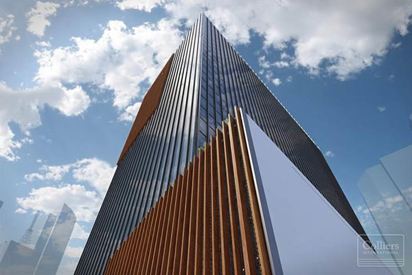 Menarco Tower / Photo Courtesy of Colliers International