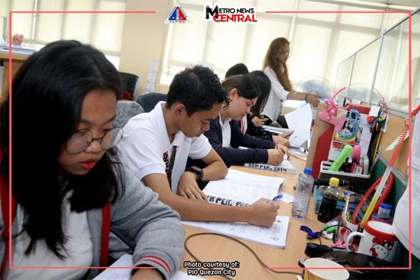 QC Hall employs 300 youth interns