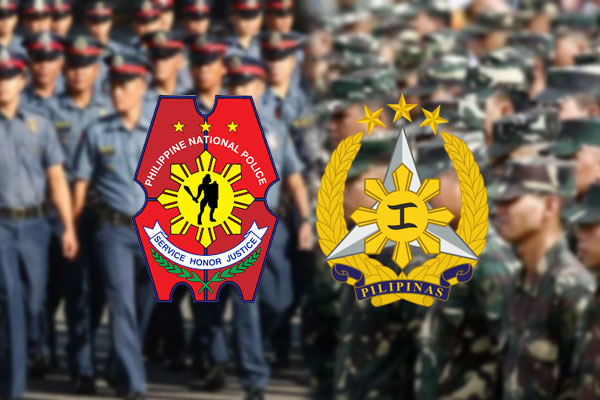 Armed Forces of the Philippines (AFP) - Philippine National Police (PNP)