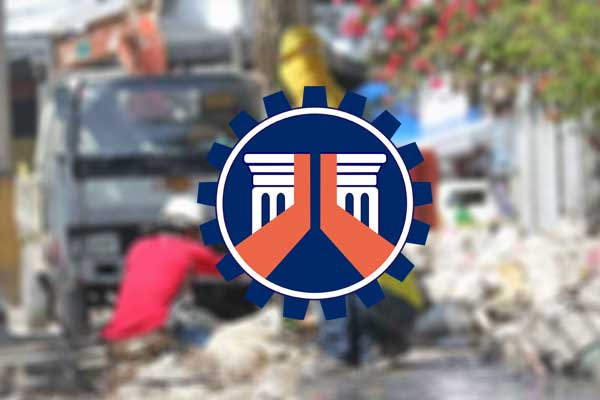 DPWH declogging of canals