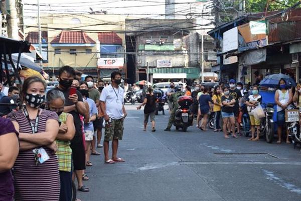 Photo courtesy of: Manila PIO