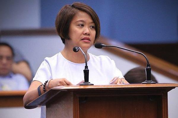 Sen. Nancy Binay