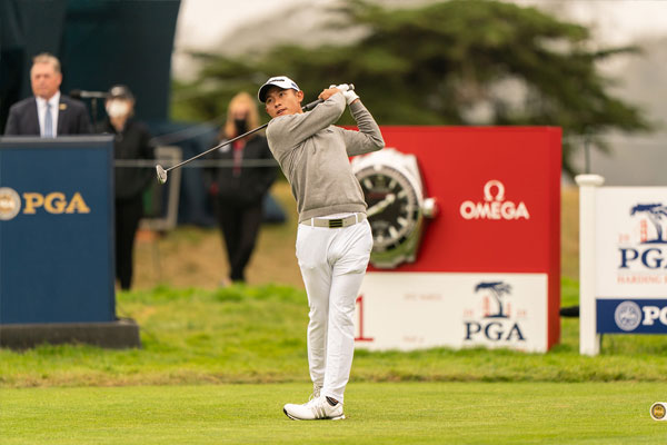 Collin Morikawa / PGA.com